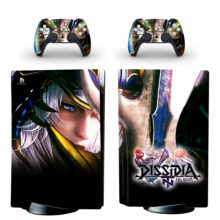 Dissidia Final Fantasy NT Skin Sticker For PS5 Skin And Controllers