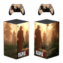 Red Dead Redemption 2 Xbox Series X Skin Sticker Decal