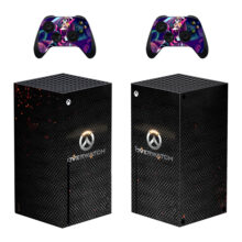 Overwatch Skin Sticker Decal for Xbox Series X