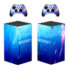 Battlefield V Skin Sticker For Xbox Series X And Controllers