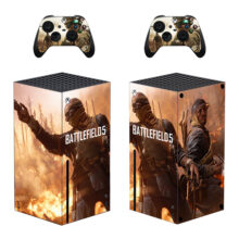 Battlefield 5 Skin Sticker For Xbox Series X And Controllers
