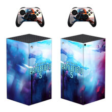 Battlefield Skin Sticker For Xbox Series X And Controllers