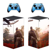 Battlefield V Skin Sticker Decal for Xbox Series X