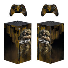 Tom Clancy's Ghost Recon Breakpoint Skin Sticker Decal for Xbox Series X