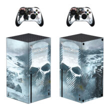 Tom Clancy's Ghost Recon Breakpoint Xbox Series X Skin Sticker Decal