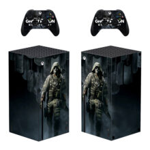 Tom Clancy's Ghost Recon Breakpoint Skin Sticker For Xbox Series X And Controllers