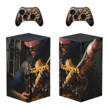 Far Cry 6 Xbox Series X Skin Sticker Decal
