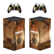 Far Cry 5 Skin Sticker For Xbox Series X And Controllers