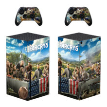 Far Cry 5 Xbox Series X Skin Sticker Decal – Design 1