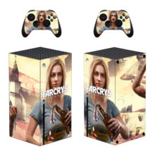 Far Cry 5 Xbox Series X Skin Sticker Decal – Design 5
