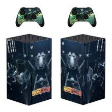 Star Wars: Squadrons Xbox Series X Skin Sticker Decal