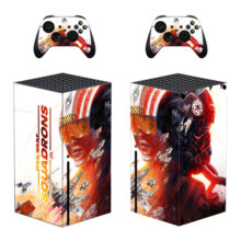 Star Wars: Squadrons Skin Sticker Decal For Xbox Series X