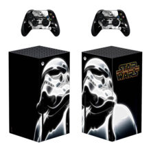 Star Wars Skin Sticker Decal For Xbox Series X