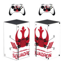 Star Wars: Squadrons Skin Sticker For Xbox Series X And Controllers