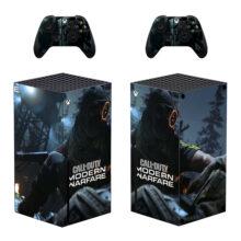 Call of Duty: Modern Warfare Xbox Series X Skin Sticker Decal