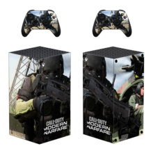 Call of Duty: Modern Warfare Skin Sticker Decal For Xbox Series X