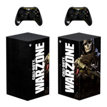 Call of Duty: Warzone Xbox Series X Skin Sticker Decal