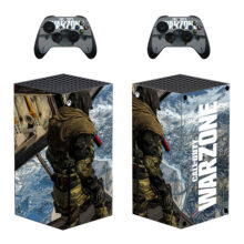 Call of Duty: Warzone Skin Sticker For Xbox Series X And Controllers