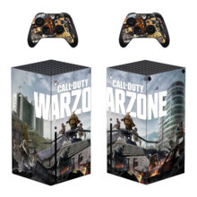 Call of Duty: Warzone Skin Sticker Decal For Xbox Series X