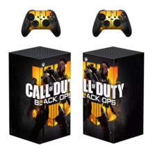Call of Duty: Black Ops Xbox Series X Skin Sticker Decal
