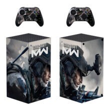 Call of Duty MW Xbox Series X Skin Sticker Decal