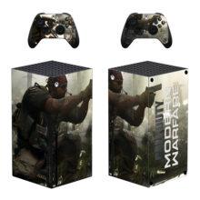 Call of Duty: Modern Warfare Xbox Series X Skin Sticker Decal- Design 3