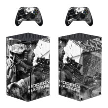 Call of Duty: Modern Warfare Skin Sticker For Xbox Series X And Controllers- Design 1