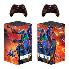 Fortnite Skin Sticker For Xbox Series X And Controllers- Design 3