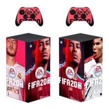 FIFA 20 Skin Sticker For Xbox Series X And Controllers
