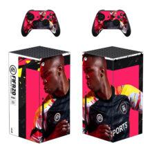 FIFA 20 Xbox Skin Sticker Decal For Xbox Series X