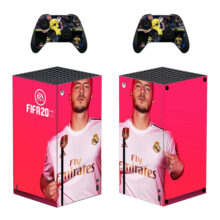 FIFA 20 Skin Sticker For Xbox Series X And Controllers- Design 1
