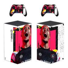 FIFA 20 Xbox Skin Sticker Decal For Xbox Series X- Design 2
