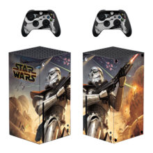 Star Wars Skin Sticker For Xbox Series X And Controllers- Design 2
