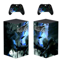 Final Fantasy VII Xbox Series X Skin Sticker Decal