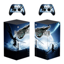 Final Fantasy VII Skin Sticker For Xbox Series X And Controllers- Design 3