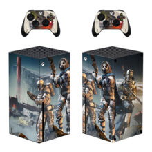 Destiny 2 Xbox Series X Skin Sticker Decal- Design 2