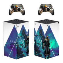 Destiny 2 Skin Sticker For Xbox Series X And Controllers- Design 2
