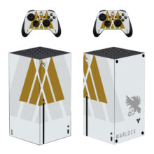 Warlock Skin Sticker Decal For Xbox Series