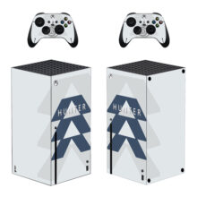 Hunter Skin Sticker Decal For Xbox Series X