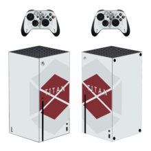 Tintan Skin Sticker Decal For Xbox Series