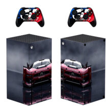 Gran Turismo Skin Sticker For Xbox Series X And Controllers