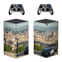 Sport Skin Sticker For Xbox Series X And Controllers
