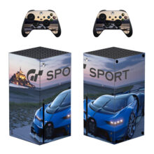 Sport Skin Sticker Decal For Xbox Series X – Design 1