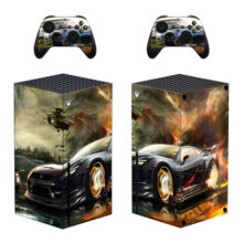 Findanza Sticker Decal For Xbox Series X