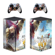 Assassin's Creed Odyssey Skin Sticker Decal For Xbox Series X- Design 4