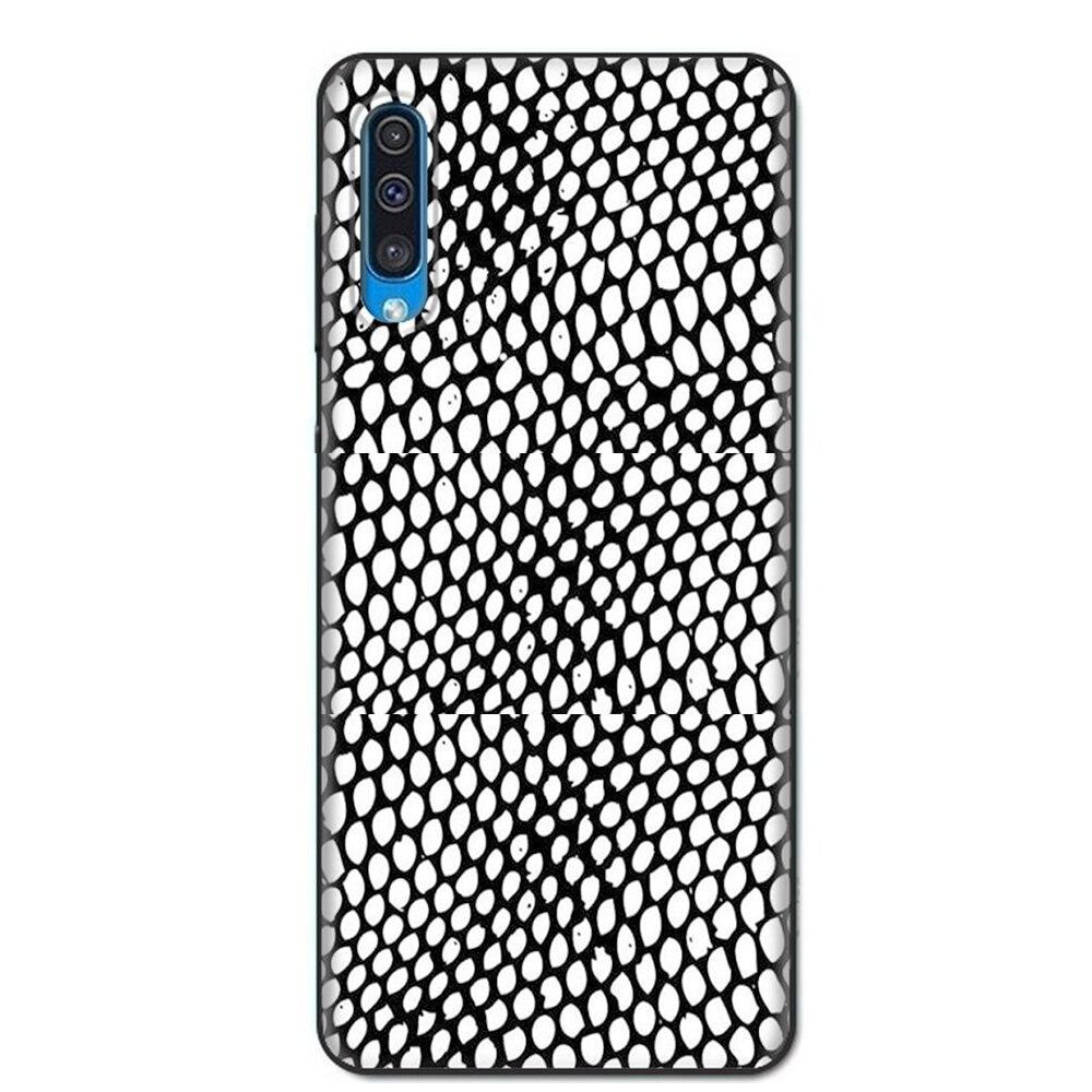 Lavaza Snake Skin Soft Silicone Case for Samsung Note A3 A5 A6 A7 A8 A9 A10 A30 A40 A50 A70 8 9 J6 Plus