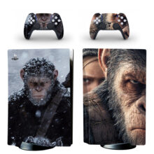 Caesar Skin Sticker Decal For PlayStation 5
