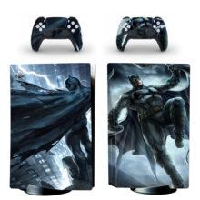 Batman Arkham PS5 Skin Sticker Decal Design 4