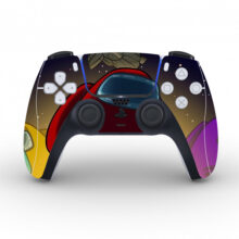 Among Us Skin Sticker For PS5 Controllers