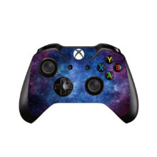 Milky Way Galaxy Pattern Xbox One Controller Skin Sticker Decal Design 7